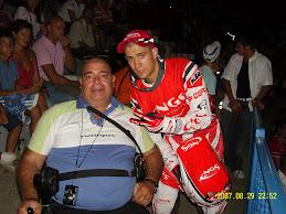 Dany Torres y Yo, Plaza de Toros Marbella.