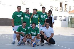 Uno de Los Equipos Más Jovenes.
