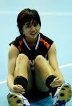 Rindy, Altet Volley dari Banten