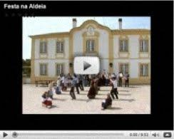 Festa na Aldeia
