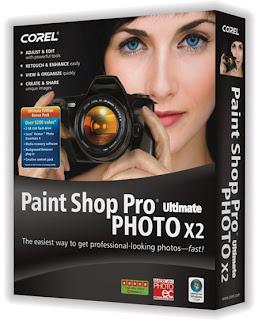 Corel Paint Shop Pro Photo X2 2.0