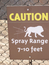 My Favorite Sign at the San Diego Zoo