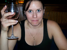 Me waiting in an airport bar after 16 hours of horrific travel-not pretty