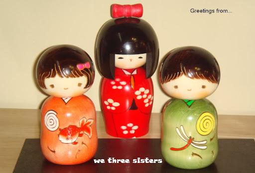We Three Sisters