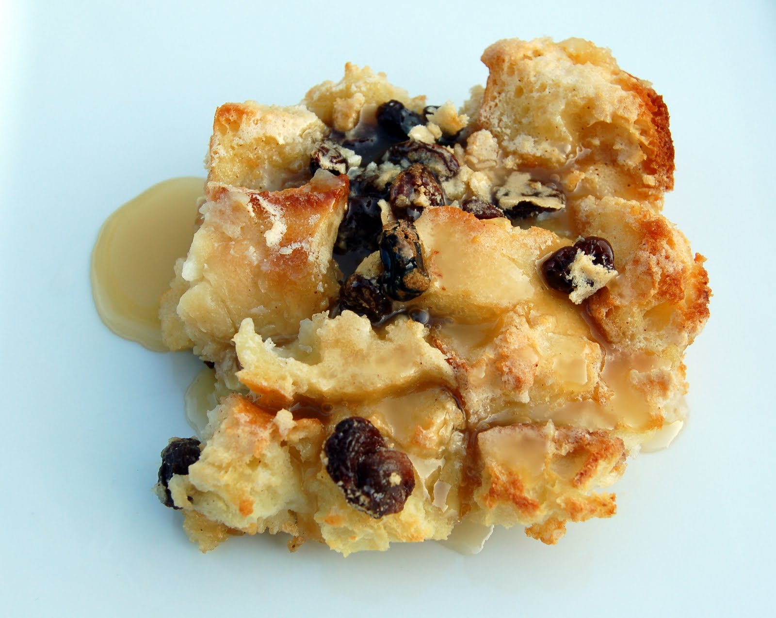 bread pudding with a grand marnier sauce souffle ay