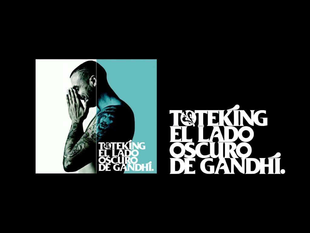 Tote King El Lado Oscuro De Gandhi