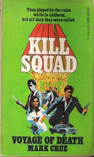 AVON BOOKS KILLSQUAD 8 BOOK LOT #1-8 FRANK GARRETT VERY GOOD TO FINE CONDITION