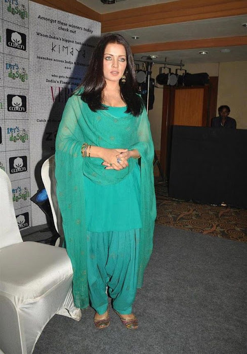 celina jaitley at lets design event glamour  images