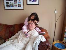 Anne met mama