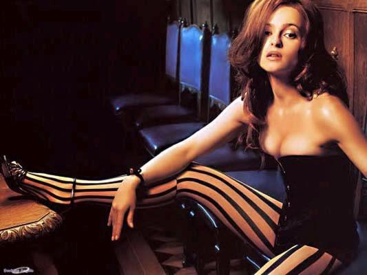 photo of the stars: Helena Bonham Carter hot Helena Bonham Carter