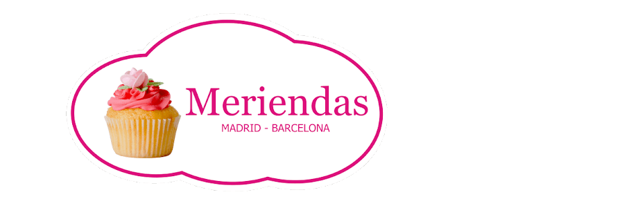 Meriendas Madrid Barcelona