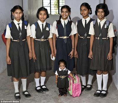 World s Smallest Girl Jyoti