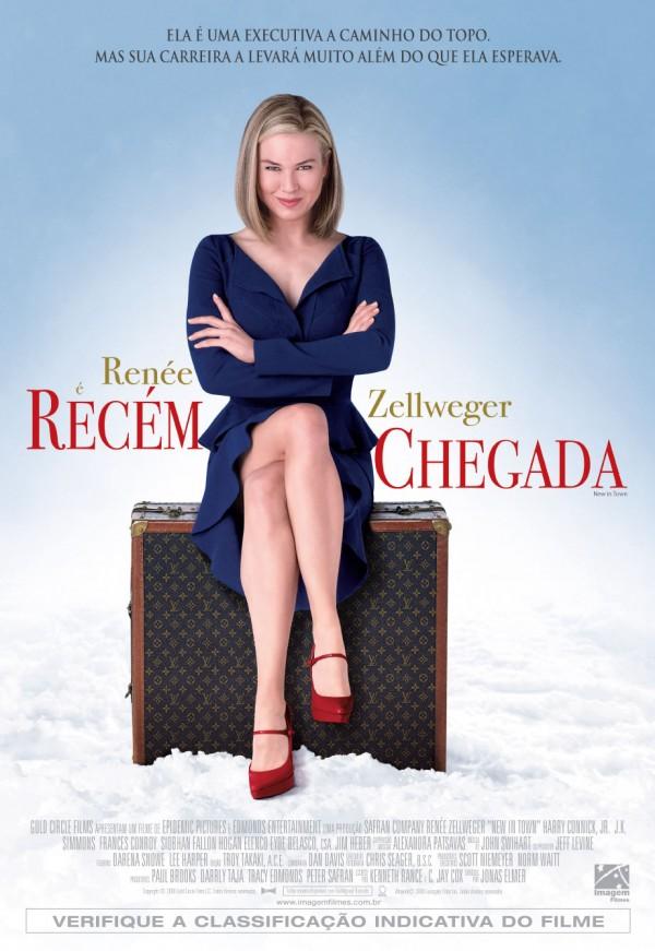 Recém Chegada – Filme Completo Dublado