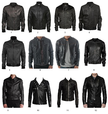 TRENDSPOTTING: Biker and Bomber Jacket - The Ultimate Must Haves for Autumn/