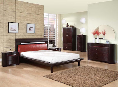Discount Furniture Stores  on Store Modern Furniture Nyc  Wenge Modern Bedroom G042
