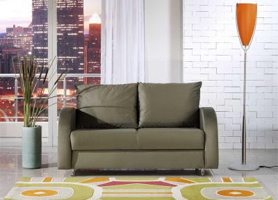 Discount Furniture Stores  on Store Modern Furniture Nyc  Motion Loveseat Sleeper