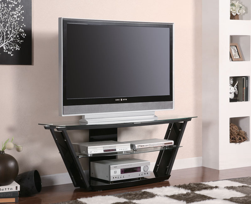 Contemporary LCD/Plasma TV Stand