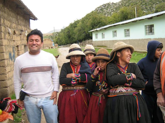 COMUNIDAD DE QONQANQA