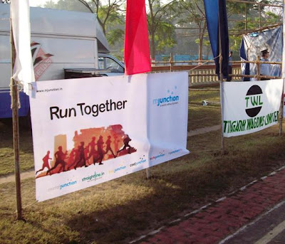 mjunction supports Kolkata Marathon 2009