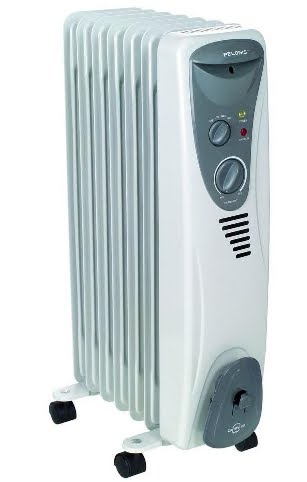 oil heater onix how to use