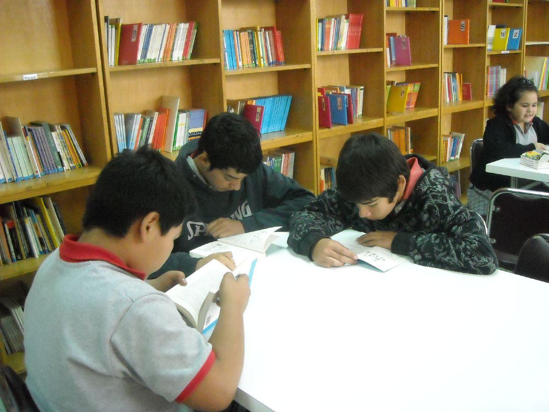 Do ihue lee biblioteca p blica municipal de do ihue en for Dependencias de la escuela