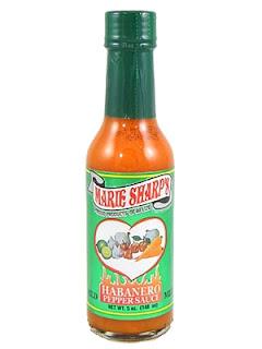 Marie Sharp Hot Sauce
