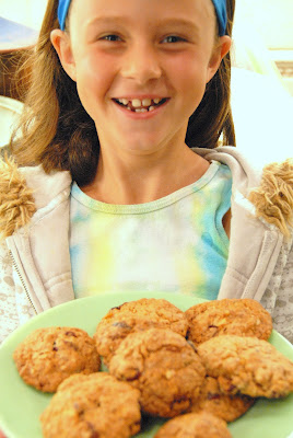 Cookies! Ranger Cookies! Oatmeal Cookies! Chocolate Chip Cookies!