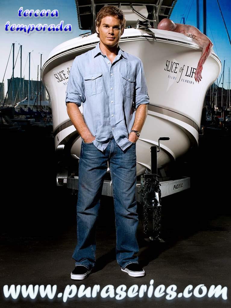 Dexter temporada 3 online