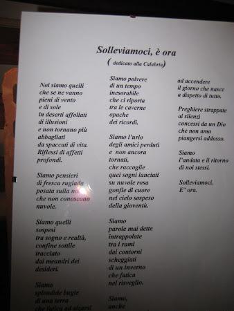 mostra di poesie