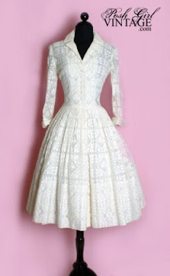 Vintage Wedding Dress on The Wedding Talk Blog For The Practical Bride  Vintage Wedding Dresses