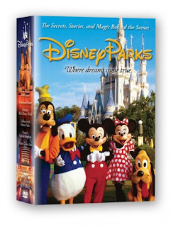 Product Review:  Disney Parks:  The Secrets, Stories and Magic Behind the Scenes