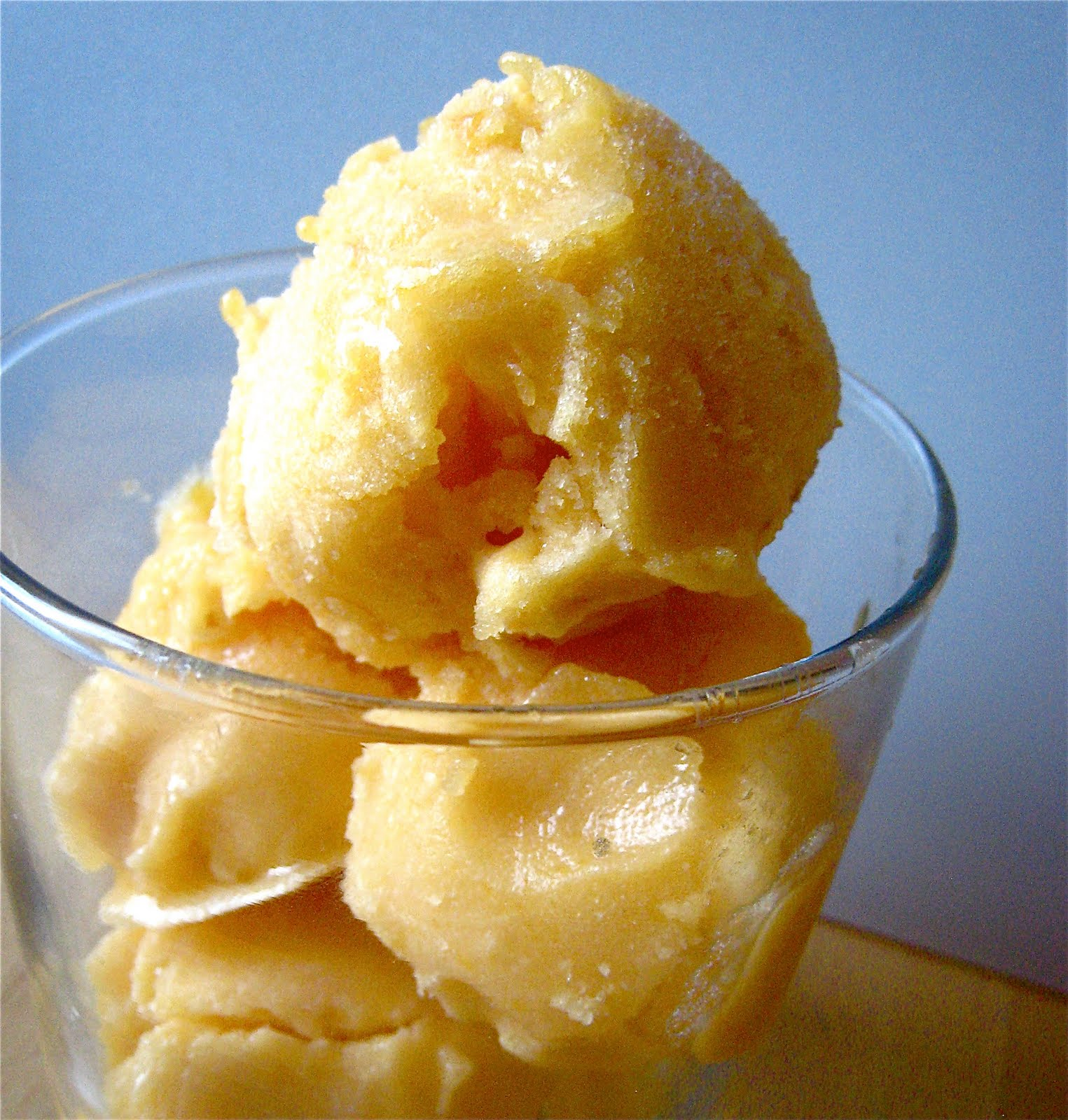 Apricot Sorbet For Kids Of All Ages