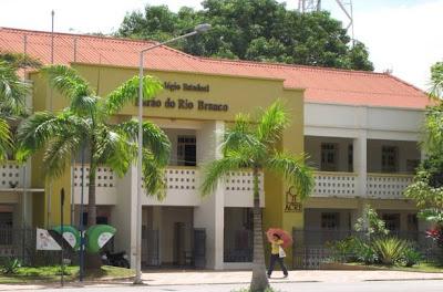 Rio Branco Acre - Regional II Escola Estadual Barão do Rio Branco