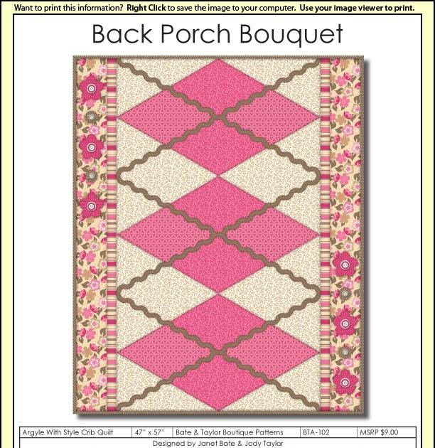Amalie s Armfuls: Back Porch Bouquet!!!