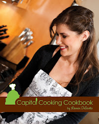 Capital Cooking Cookbook
