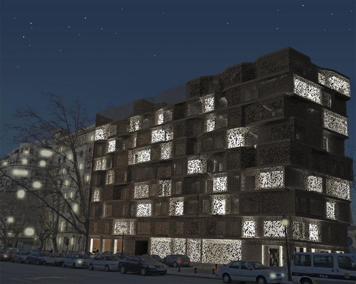 Ruben muedra estudio de arquitectura valencia - Estudios arquitectura bilbao ...