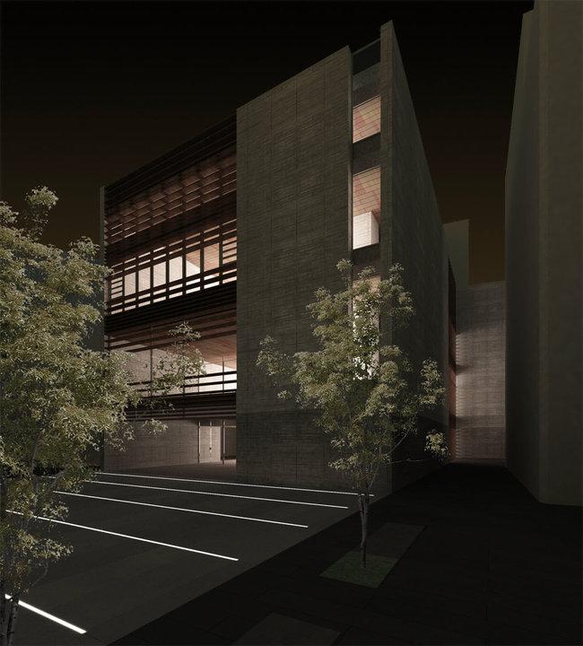 Ruben muedra estudio de arquitectura valencia - Estudios de arquitectura bilbao ...