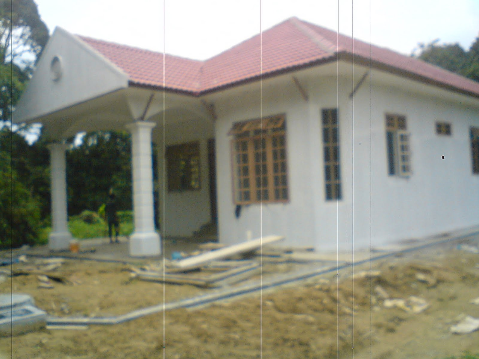 masih dlm pembinaan kurang 3 bulan projek hendak disiapkan harga rm450
