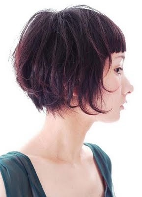Excellent Short Bob Hairstyle Trends 2010