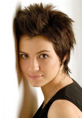Cute Wild Short Hairstyles