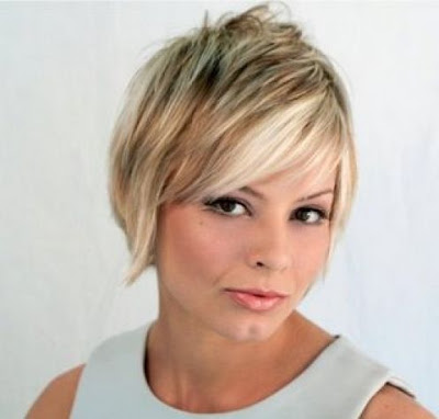 The Salon Short Hairstyles 2010