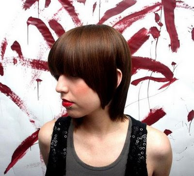HAIR cute short hairstyle for