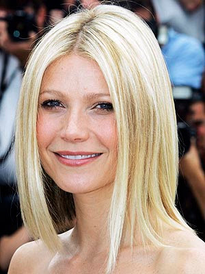 Celebrity Short Blonde Hairstyles for Women long hairstyles oval faces