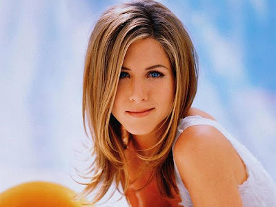 Celebrity: jennifer aniston friends haircut