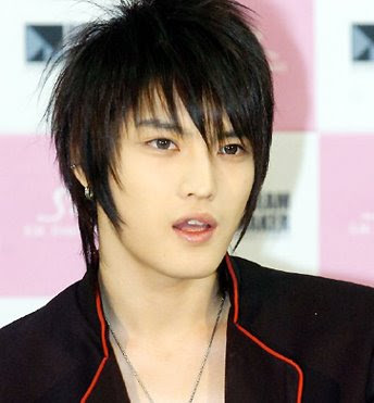 Hot Asian Guys Hairstyle -Kim Jae Joong Hairstyles for young guys 2008