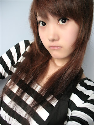 cute korean hairstyles. Cute Asian Girls Hairstyles