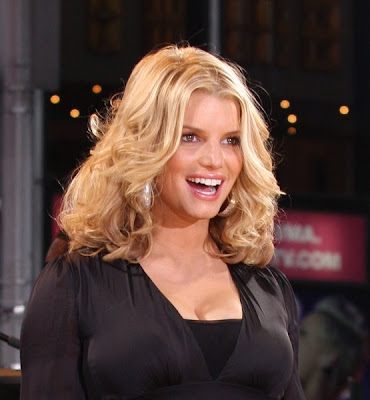 jessica simpson hairstyles. Jessica Simpson Hairstyle