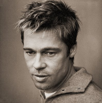 Tags: brad pitt fight club hair, brad pitt movie hairstyles, brad pitt movie
