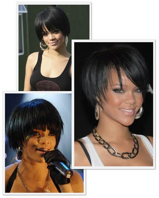 Exclusive Photo collection of Rihanna 2009 | Rihanna Hairstyles Pictures