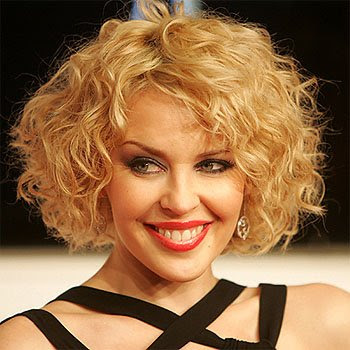 Though women with curly and wavy hair can also go for short layered haircuts